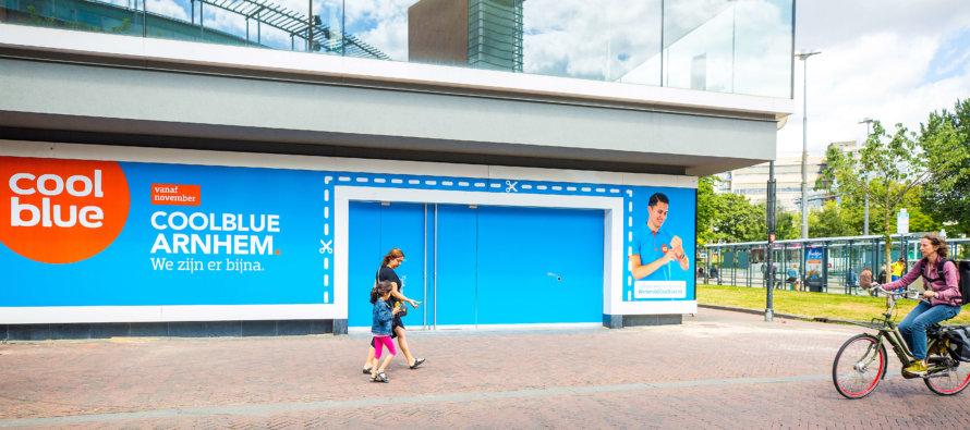 Eindelijk concurrent voor Media Markt in Arnhem