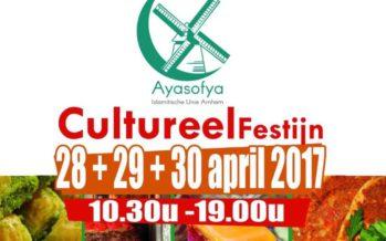 Moskee in Klarendal organiseert cultureel Festijn (Kermes)