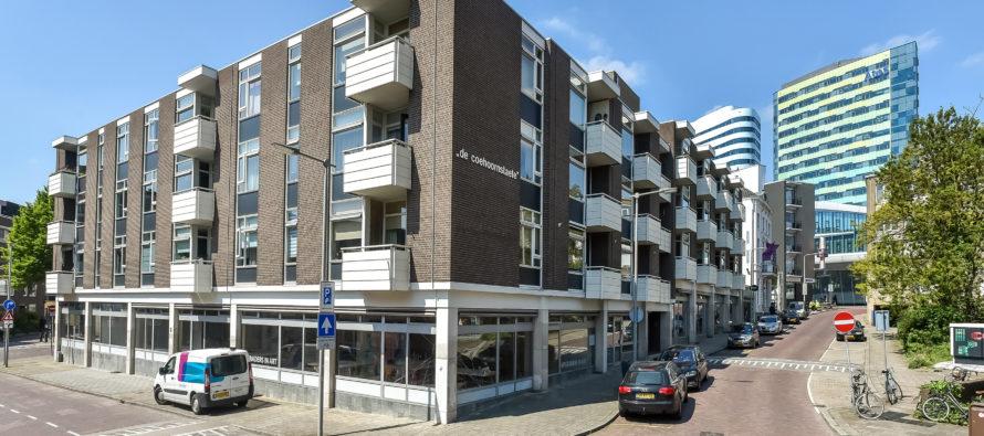 Vastgoedbeleggingsbedrijf RVG  koopt complex 53 appartementen en 1.350 m² commercieel in Arnhem