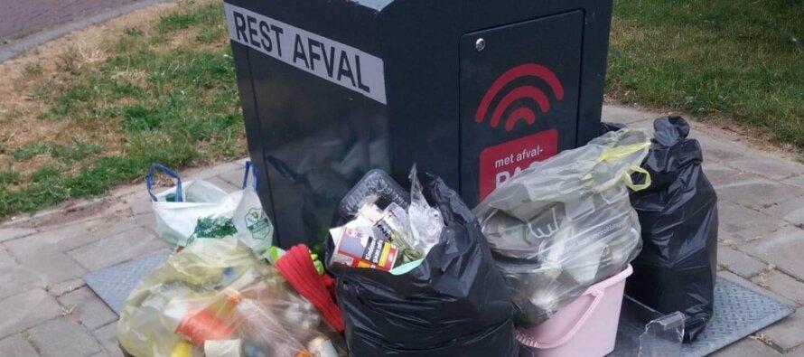 SP vraagt spoeddebat aan vanwege klagende vuilnismannen