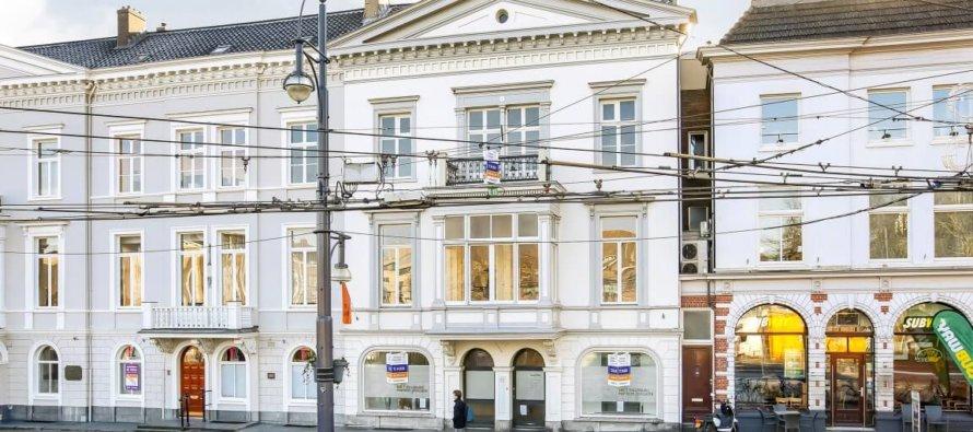 Opvallend nieuwe huurder aan Willemsplein