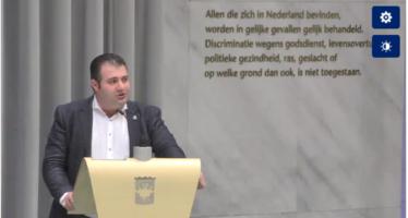 DENK-raadslid zet PVV en SP op zijn plaats in Arnhem