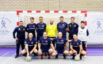 Zware dag voor bekende Arnhemse voetbal drieling