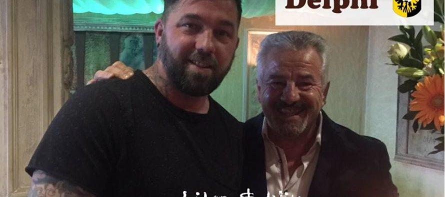Exclusieve Vitesse-actie door Grieks restaurant Delphi
