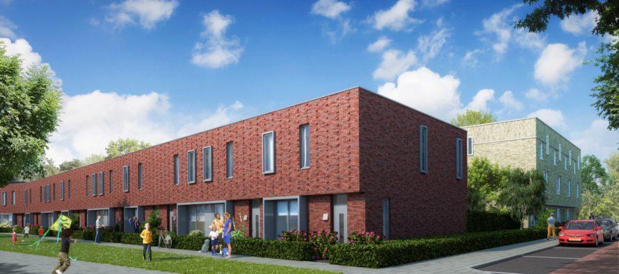 Start verhuur 15 woningen Deltakwartier, Presikhaaf Arnhem