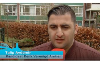 Eerste interview Aydemir na bekendmaking kandidatuur bij DENK Verenigd Arnhem