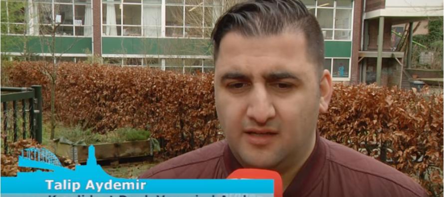 Populaire Albert Heijn medewerker Aydemir (36) gaat weer politiek in