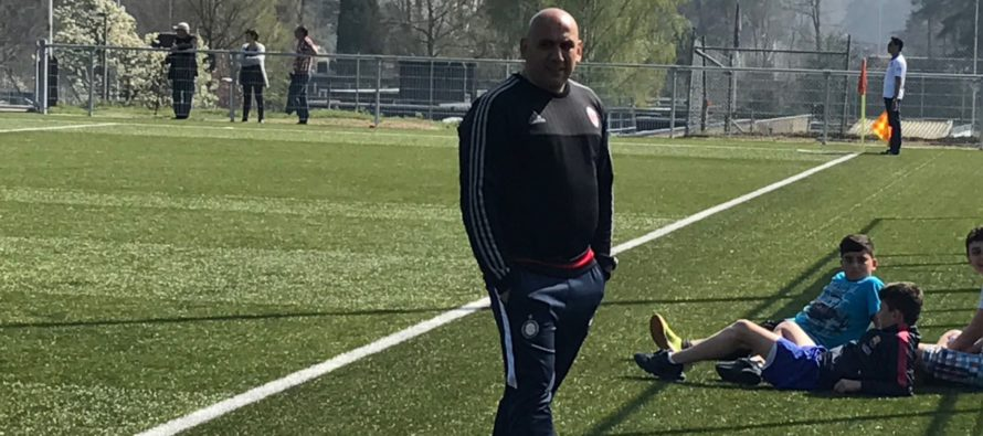 Dierense Fatih Terim ontvangt Arnhemse Boys op bezoek