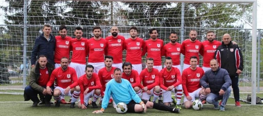 Turkse trots Dierense Boys kampioen in vierde klasse