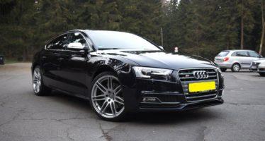 Dikke Audi S5 gestolen en rijdt vermoedelijk rond in Arnhem