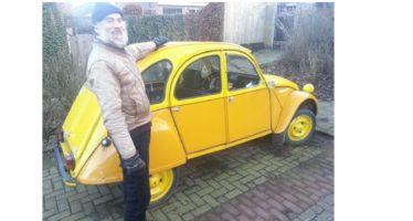 Bekende Arnhemmer en duurzaamheidsgoeroe Dirk plotseling overleden