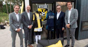 Zeer bijzondere nieuwe hoofdsponsor voor Vitesse