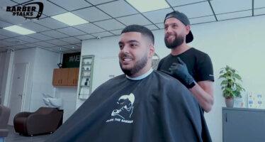Barber Talks met Furkan YT breekt record