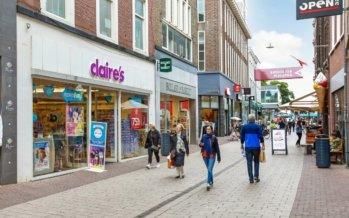 Weer een nieuwe winkel in binnenstad Arnhem