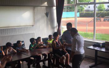 Sezgin Avci ook kampioen met de jongste spelers van Elsweide