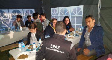 Enige voetbalclub in Arnhem waar een iftar-maaltijd wordt aangeboden