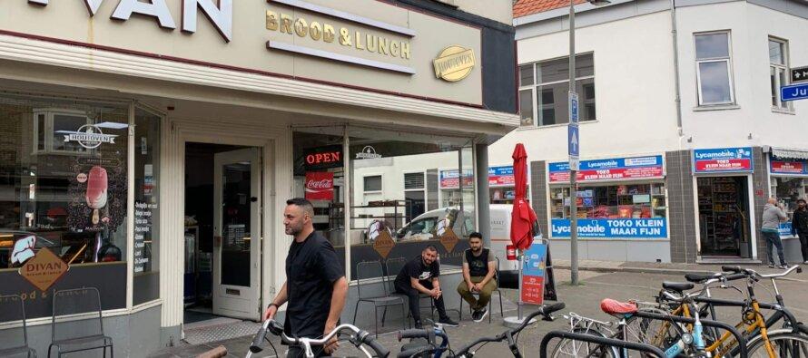 Turkse gastvrijheid tijdens 'vakantie' aan de Hommelstraat