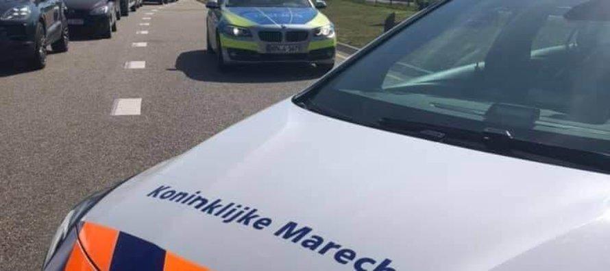 Twee mannen opgepakt met 229.000 euro in auto