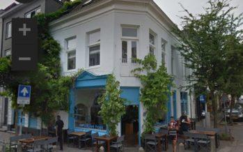 Restaurant Blauwe Hoek in Arnhem beschoten met zware wapens
