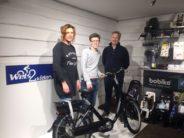 Gazelle geeft Stijn met spierziekte een e-bike