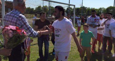 Umit Senyer verliest oefenduel met FC Jeugd