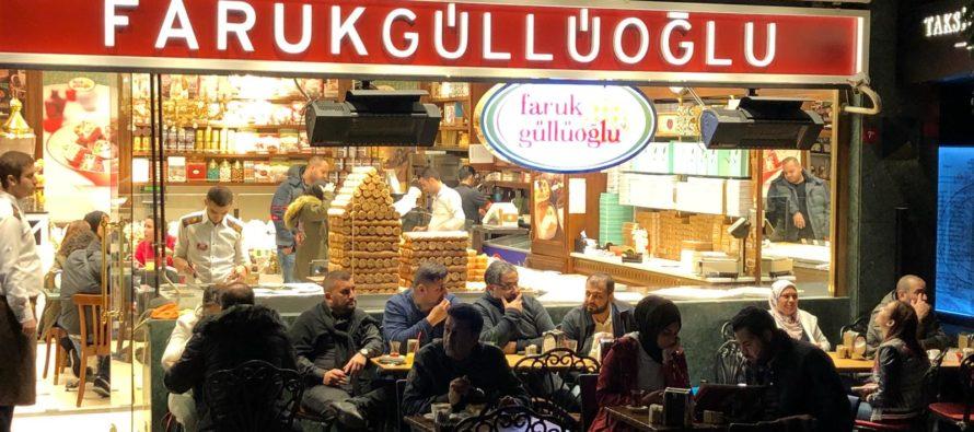 King of baklava Faruk Güllüoğlu gaat vestiging openen in Gelderland