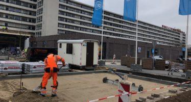 Gemeente mag nieuwe weg naar winkelcentrum Presikhaaf niet openen