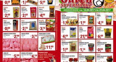 Supermarkt in Presikhaaf viert 1-jarig bestaan met hapjes en springkussen