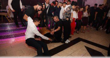 Maksim Partycentrum gaat los tijdens enige HalayParty van Nederland