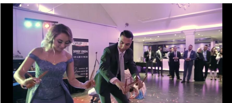 Filmpje dansende Arnhemse voetballer al 1,1 miljoen keer bekeken