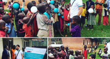 Arnhemmer Mustafa Bal in Uganda om armen te helpen tijdens offerfeest