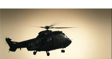 Helikopters gaan vanaf maandag heel laag vliegen over Arnhem