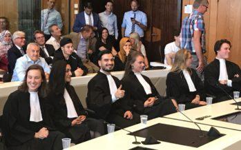 Nog een succesverhaal, Arnhemmer Mustafa Bal beëdigd als advocaat
