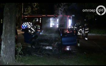 Gevaarlijke brandstichter slaat weer toe in Presikhaaf en Geitenkamp