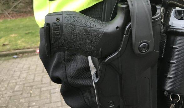 Politie start onderzoek naar verdachte na steekincident Dragonstraat