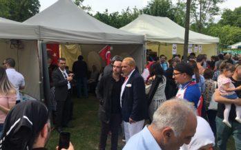 Duizenden bezoeken Turks Festival in Arnhemse Park Presikhaaf