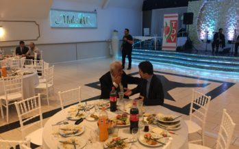 Rahmi Gemril bezoekt nieuwste vestiging van Gastronoom