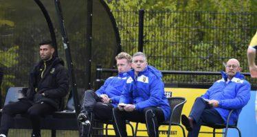 Vitesse per direct op zoek naar nieuwe trainer Jong Vitesse