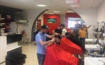 Steeds meer klanten kiezen voor Hüseyin Akdeniz bij Kapsalon Köksal