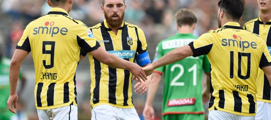 Aanvoerder Vitesse geen voorbeeld-figuur op straat