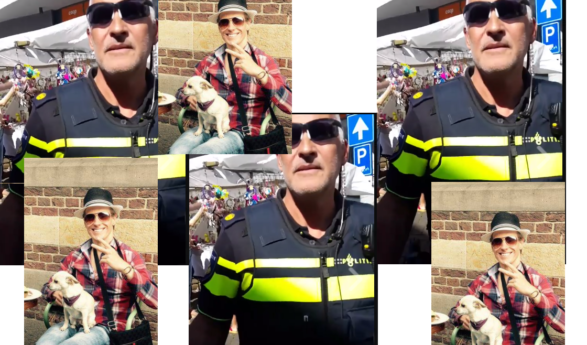 Bekende vlogger Keizer weer opgepakt door politie vanwege laster