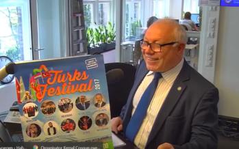 Turks Festival 2017: Gokhan Tekin en 'Atatürk'  komen naar Arnhem