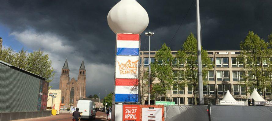 KDA: Parkeerterrein provinciehuis blijft sfeervol tot bekerfinale Vitesse