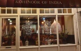 Kohinoor of India heropent en bezorgt tijdens corona