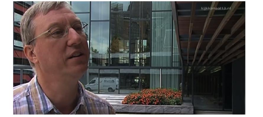 Maarten Venhoek: 'Big brother is wifitracking you'