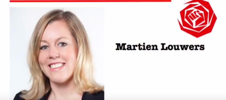 Geen serieuze tegenkandidaten voor PvdA'er Martien Louwers