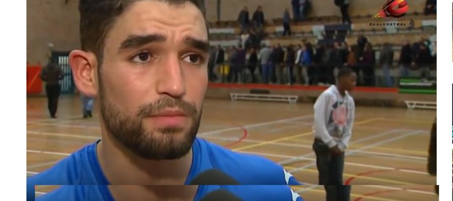 Bondscoach Oranje neemt Arnhemmer Mohammed Bouraarassi mee naar Bulgarije