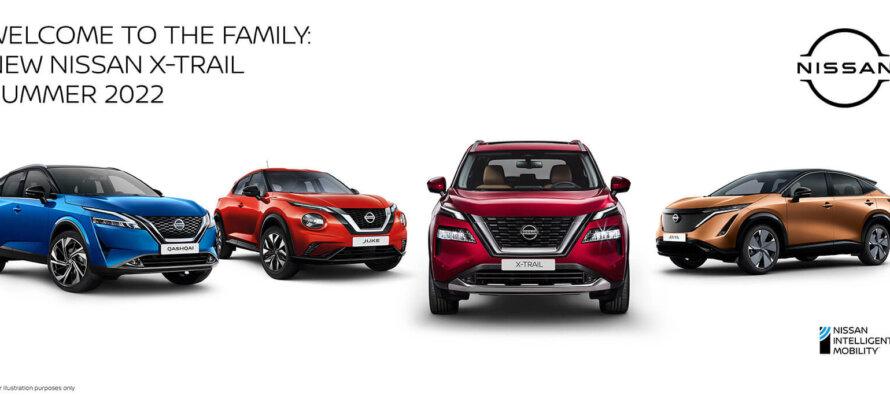 Nieuwe Nissan X-TRAIL komt in de zomer van 2022 ook naar Arnhem