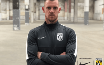 Nike wordt official teamwear supplier van Vitesse