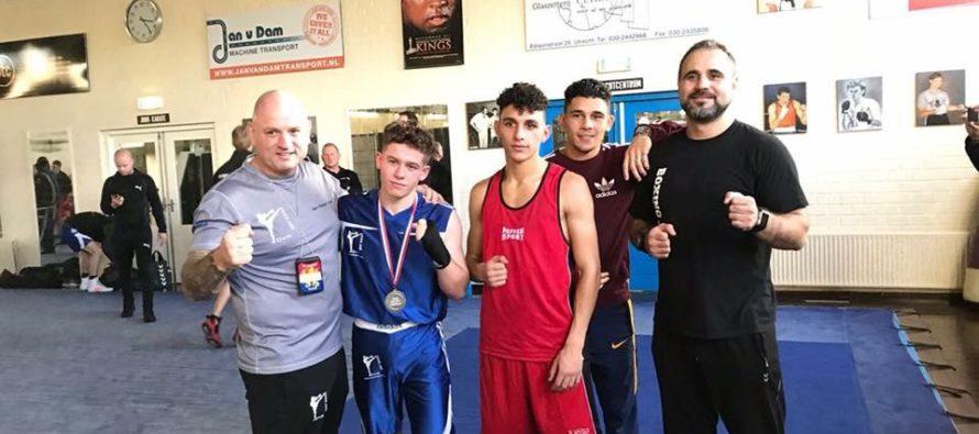 Arnhem levert bokskampioen van Noord Nederland